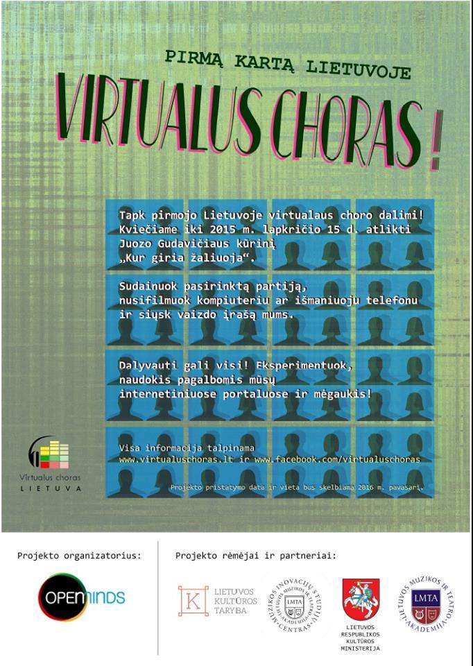 VCH plakatas