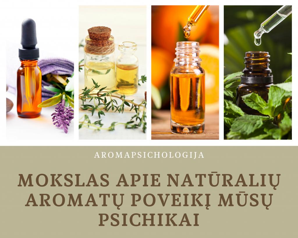 aromapsichologija